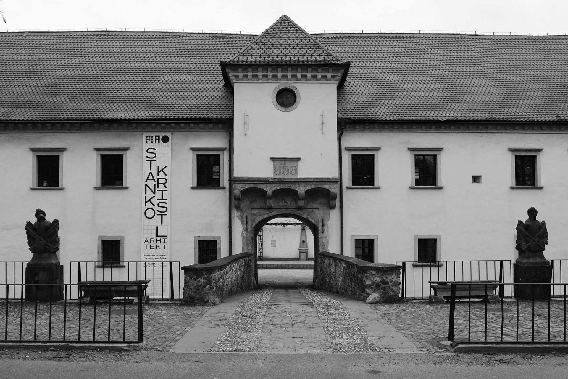 MAO. Grad Fužine ist das einzig erhaltene Renaissance-Schloss Ljubljanas.