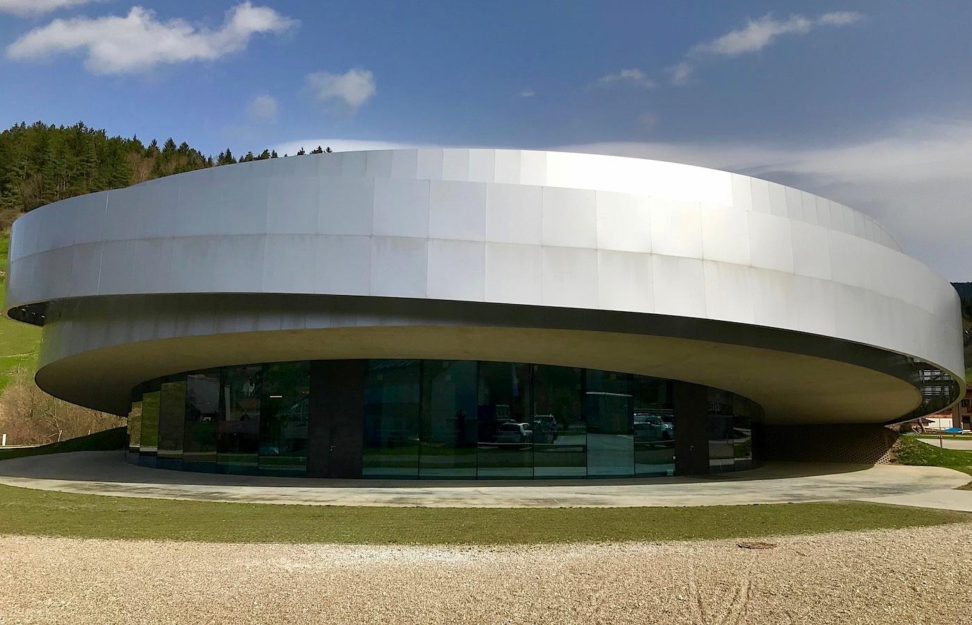 Kulturzentrum für europäische Raumfahrttechnik KSEVT