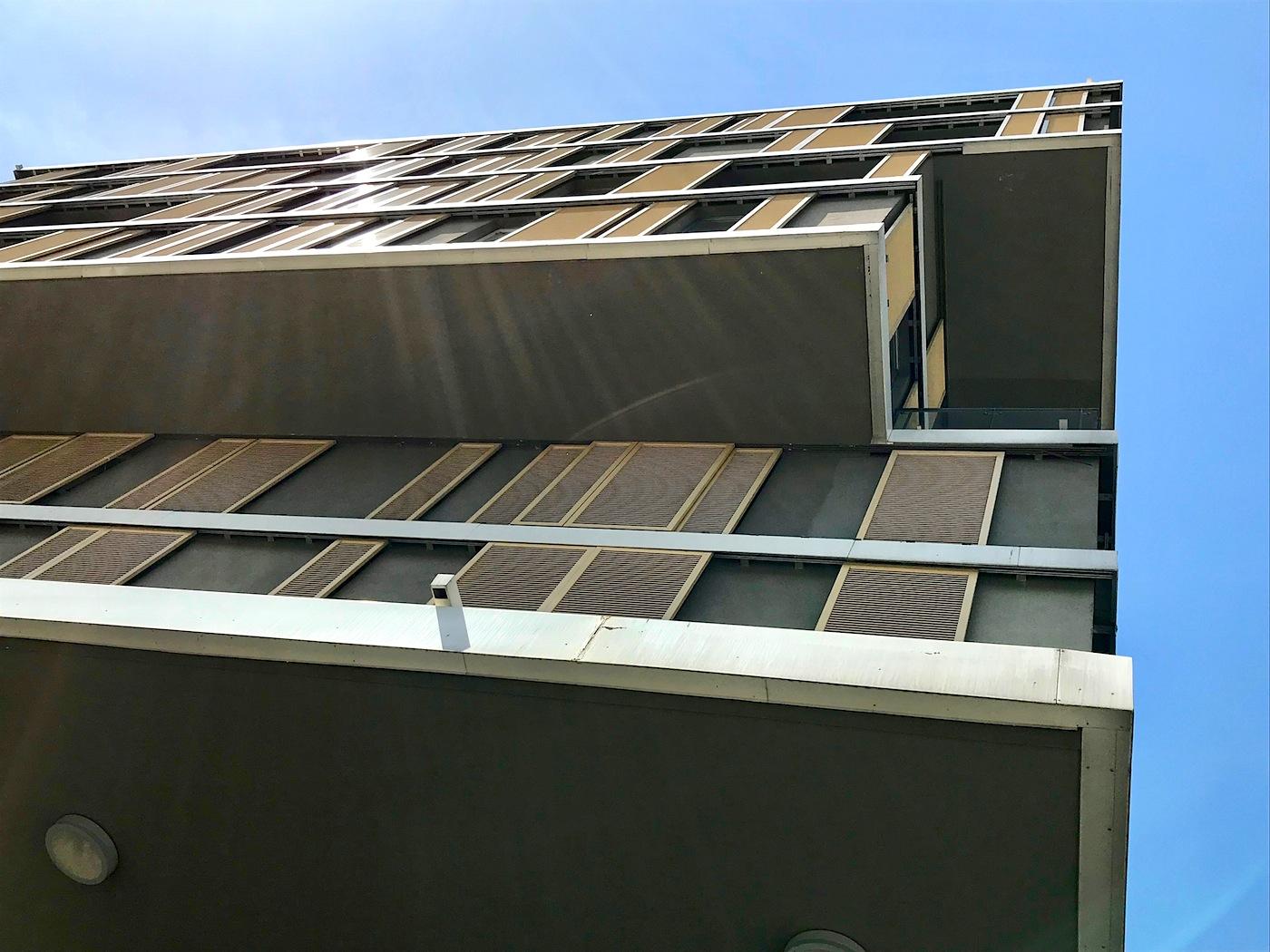 Nova Gorica. Wohnhaus von Ravikar Potokar, 2010