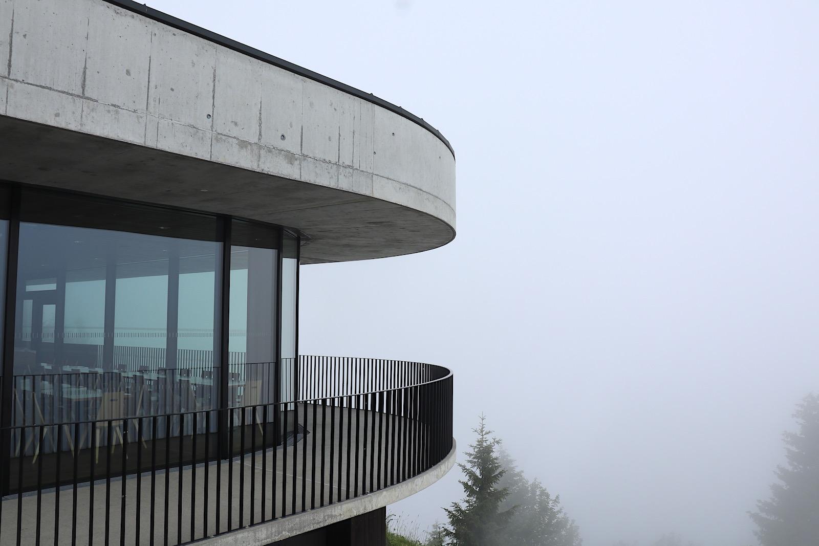 Bergstation Baumgarten.