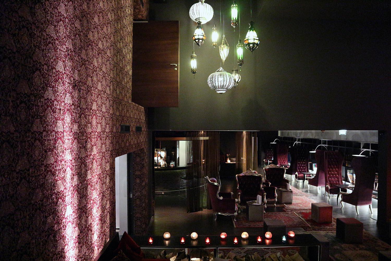 Hotel Gams. Orientalisch-marokkanisches im alemanisch geprägten Bregenzerwald