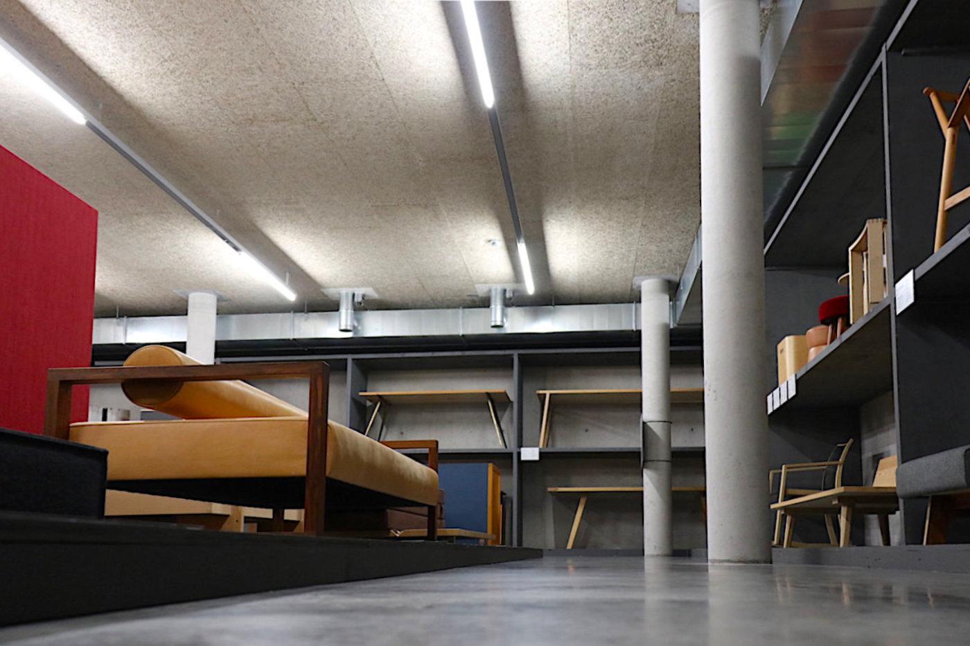 Werkraum Depot. Schauraum für regionale Handwerkskunst