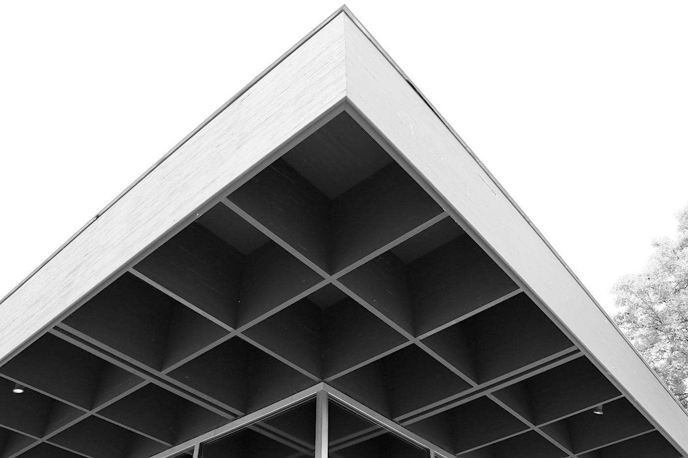 Werkraum Bregenzerwald. Von Atelier Peter Zumthor und Partner, Haldenstein. Fertigstellung 2013.