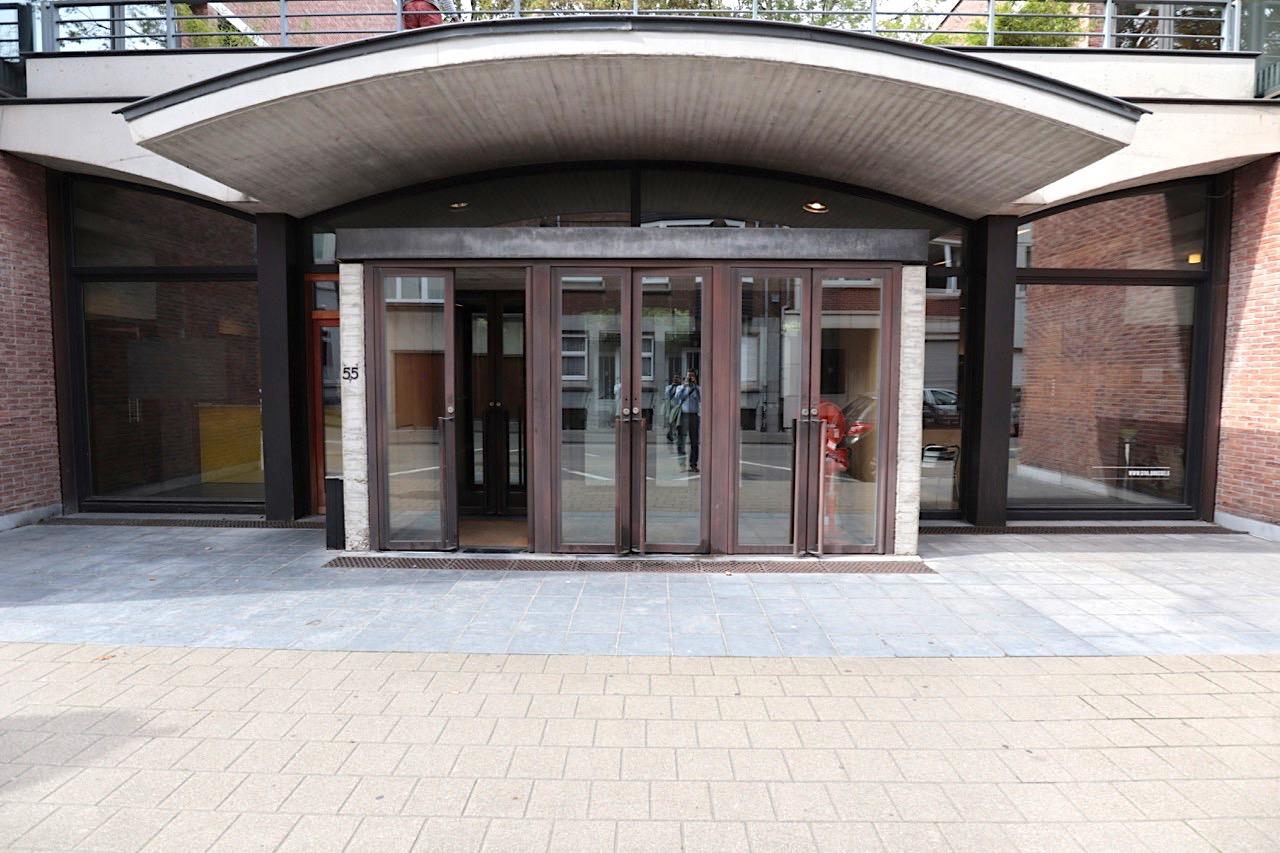 CIVA. Der ehemalige Umspannwerk (Architekt: Emile Devreux, Fertigstellung: 1895) wurde ...