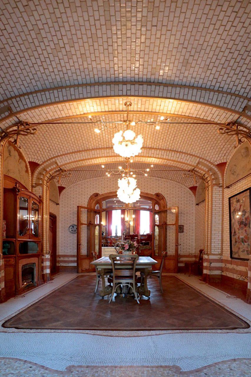 Horta Museum. Das Esszimmer