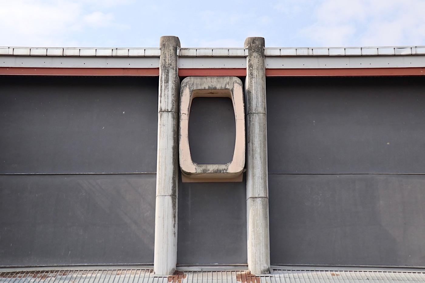 """Tabor Halle. Die Sport- und Multifunktionshalle """"Dvorana Tabor"""" ..."""