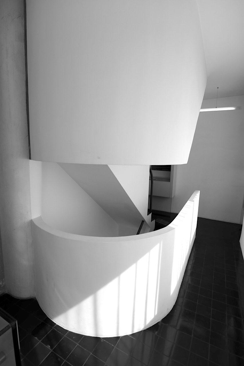 Weissenhofmuseum im Haus Le Corbusier. Avantgardistisch und schnörkellos