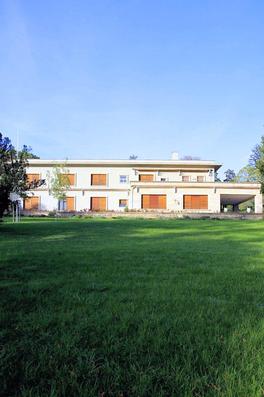 Villa Stiassni. Entwurf. Ernst Wiesner, Fertigstellung: 1929