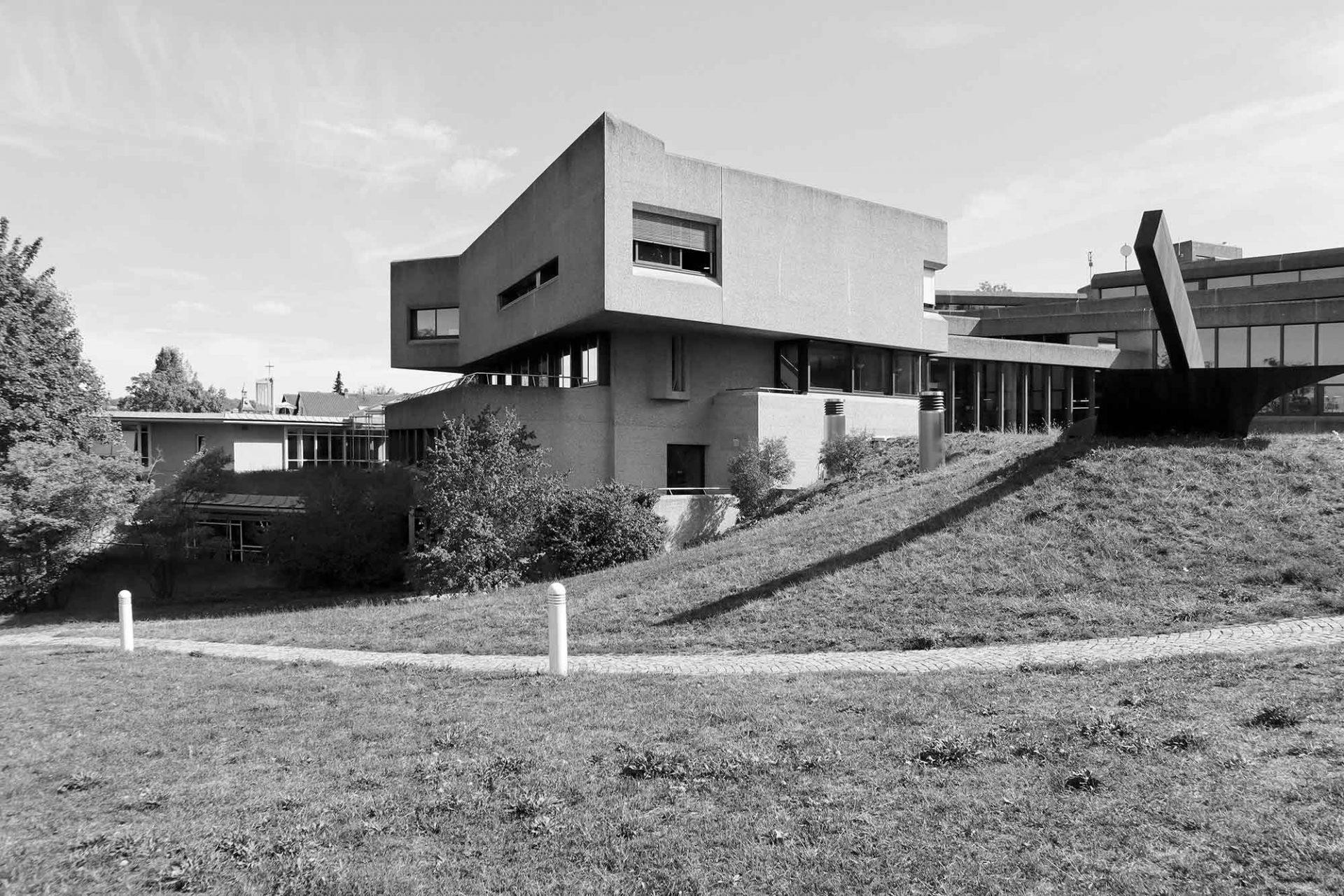 Deutsches Literaturarchiv. Haus am Hang
