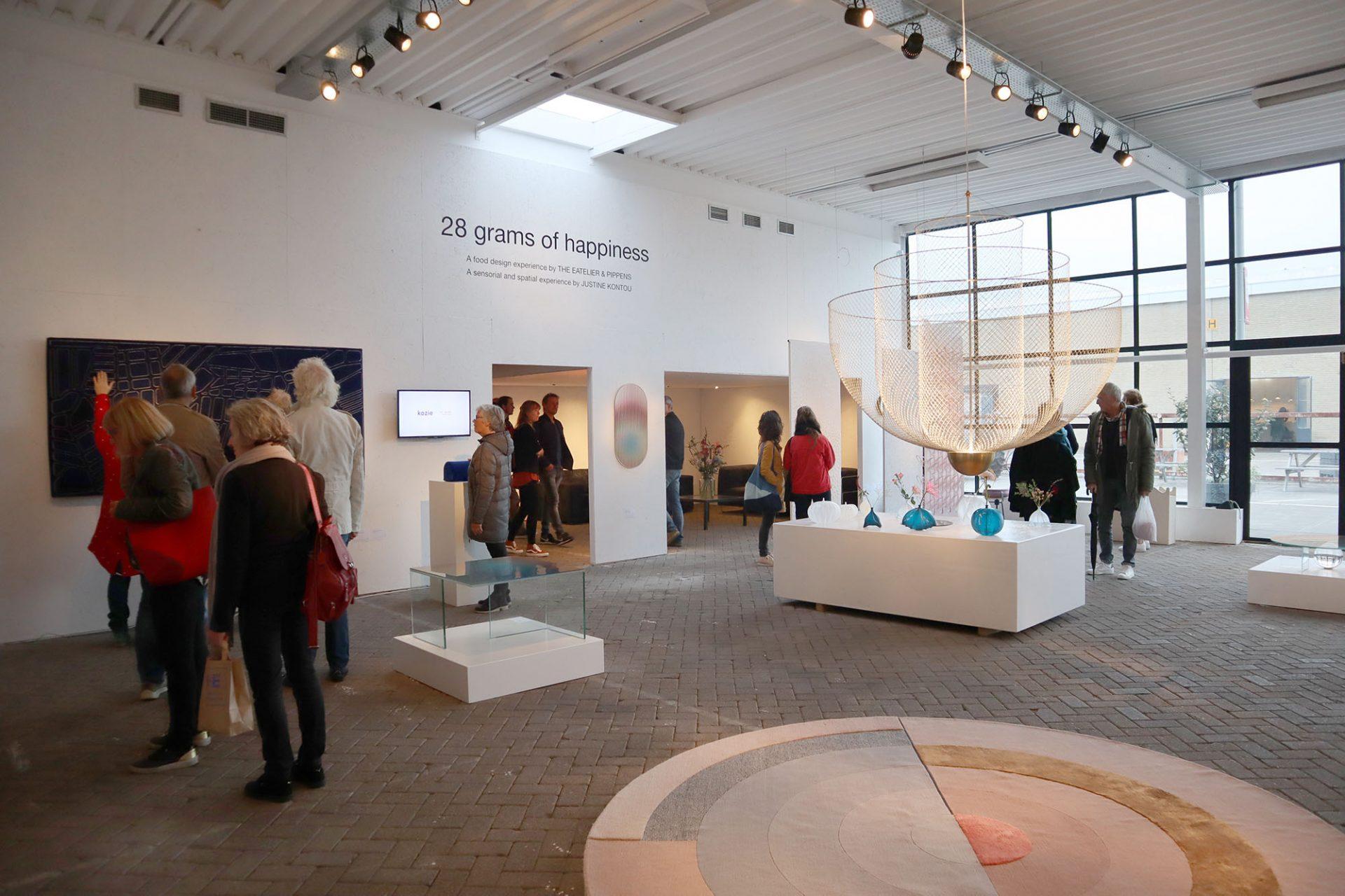 Section C. Künstler, Handwerker und Architekten öffnen ihre Ateliers und Werkstätten ...