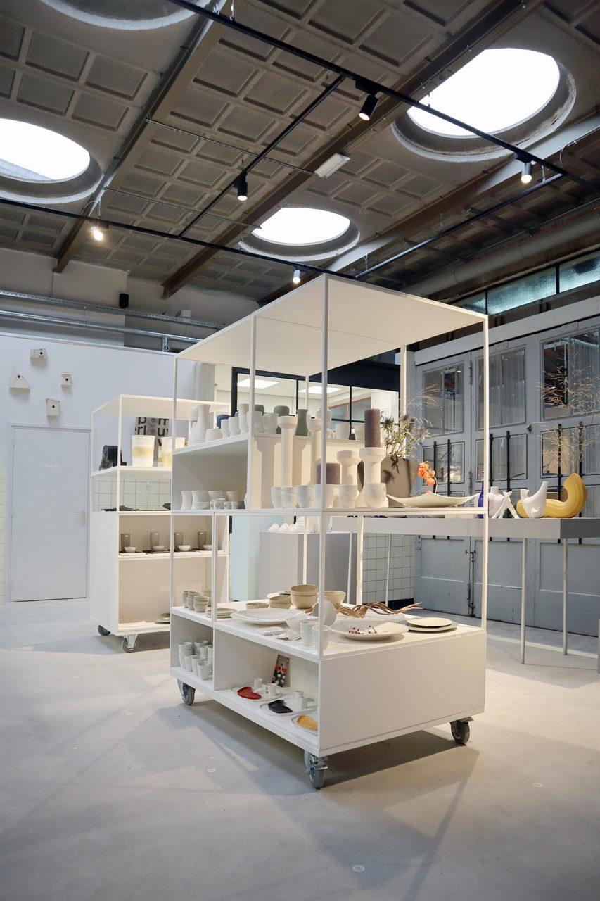 Cor Unum. Ausstellung, Verkauf ...
