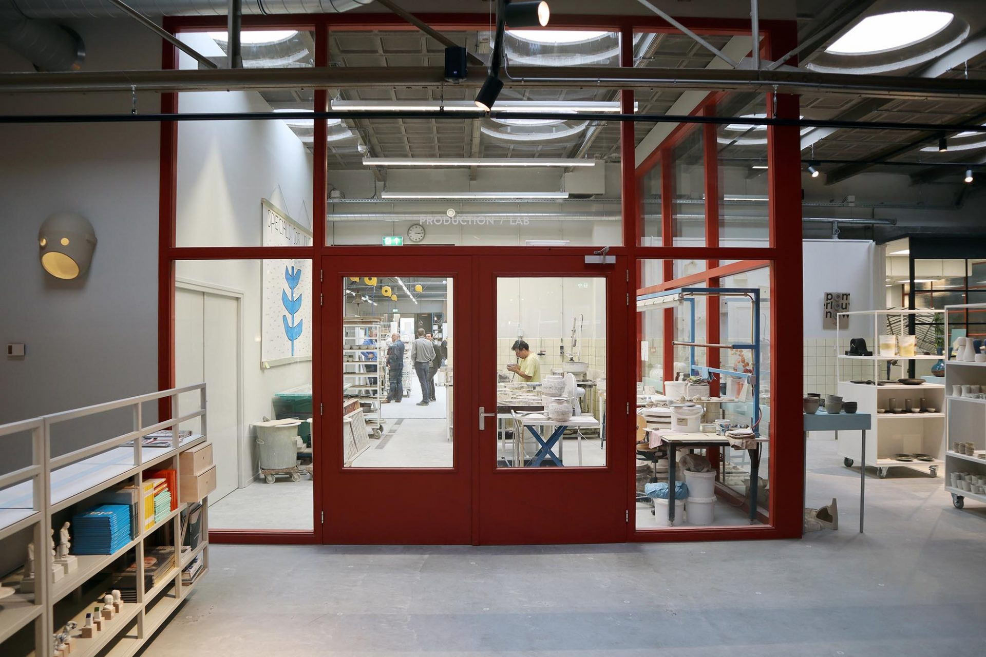 Cor Unum. ... Atelier und Produktion unter einem Dach.