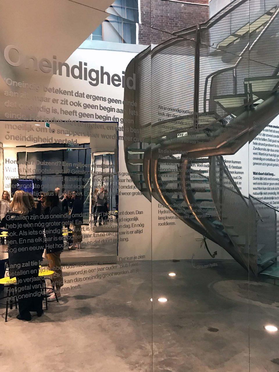 Stedelijk Museum Breda. Ein Raum unendlicher Möglichkeiten.