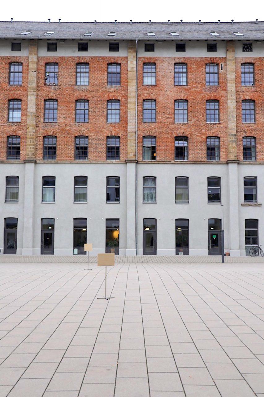 Uni-Campus Baumwollspinnerei Bamberg-Erlangen (ERBA). Danach etablierte sich die Bamberger Textilindustrie bis weit ins 20. Jahrhundert als sich die Mechanische Baumwoll-Spinnerei und Weberei Bamberg mit der Erlangener Baumwollspinnerei AG zur ERBA vereinten ...