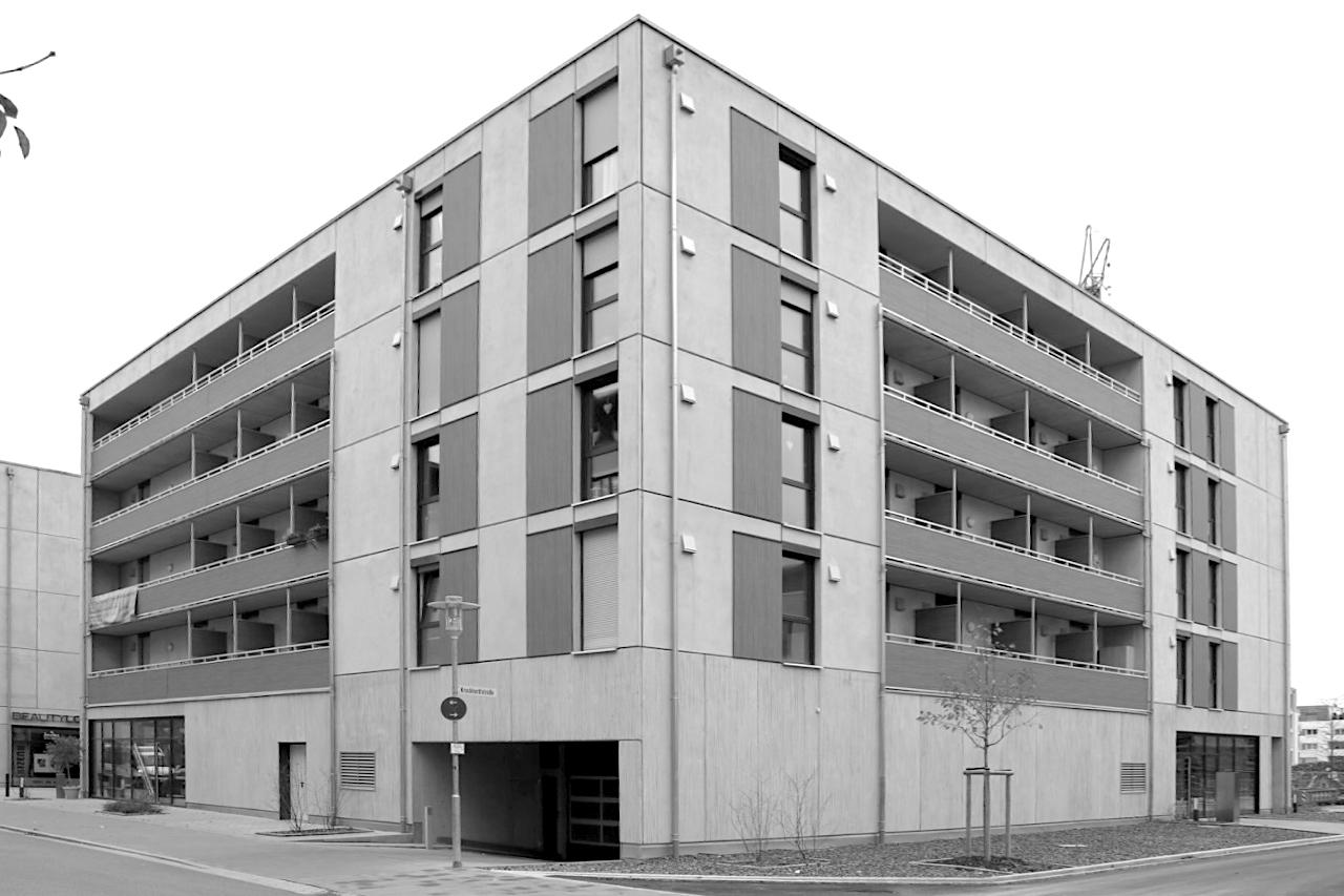 ERBA-Gelände. ... auf dem Wohnraum, Parks und ein neuer Standort der Otto-Friedrich-Universität Bamberg entstanden.