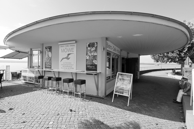 Wartepavillon von Hermann Blomeier