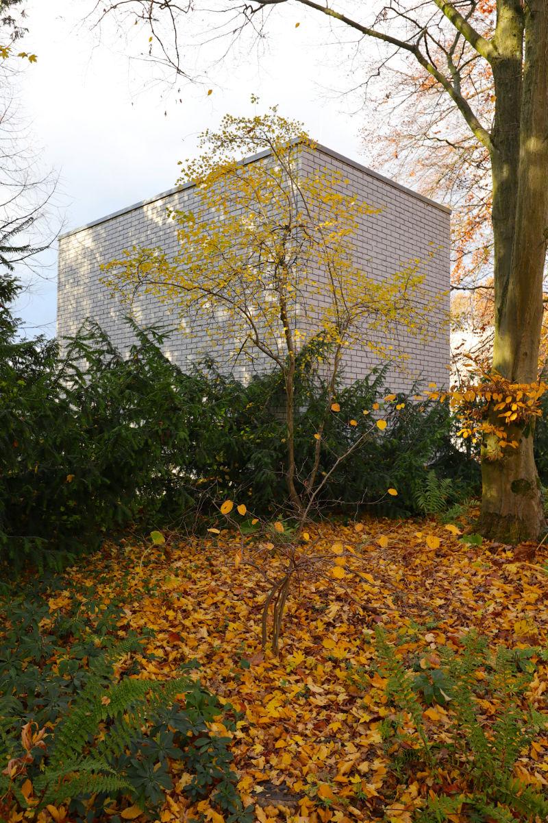 Situation Kunst (für Max Imdahl). Die Situation Kunst (für Max Imdahl) ist ein Museum im Park von Haus Weitmar im Bochumer Stadtteil Weitmar mit einer Dauerausstellung bedeutender Werke der Gegenwartskunst. Die Architektur ist essentieller Teil des Dialogs mit der Kunst und dem Naturraum des Schlossparks.