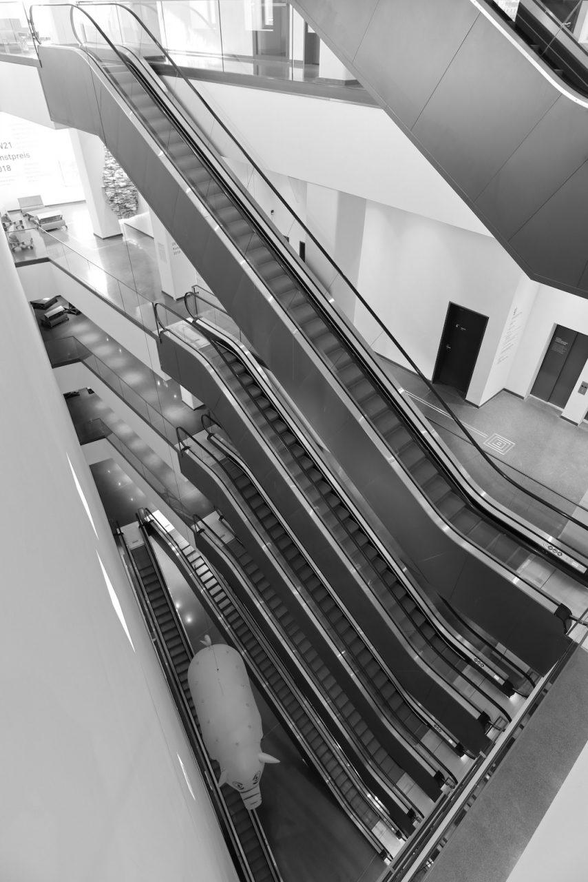 Dortmunder U. Das Büro Gerber Architekten war für die Sanierung und Umbaumaßnahmen verantwortlich.