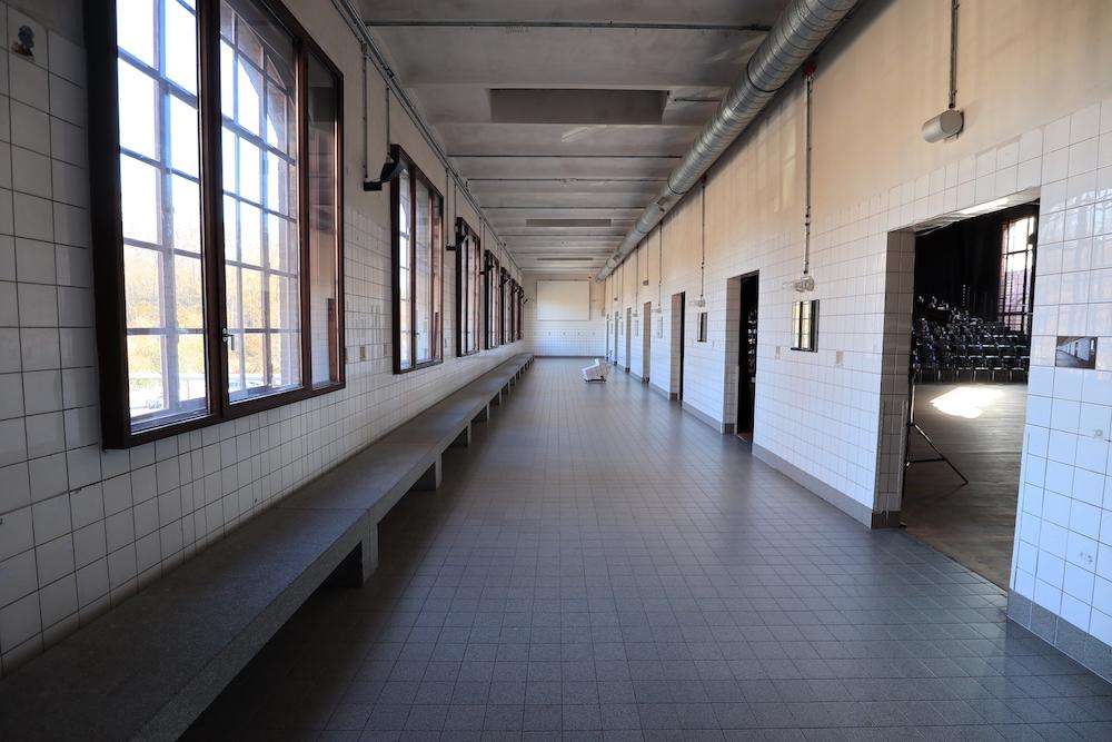 PACT Zollverein / Choreographisches Zentrum. ... auf dem Areal des Weltkulturerbes Zeche Zollverein ...