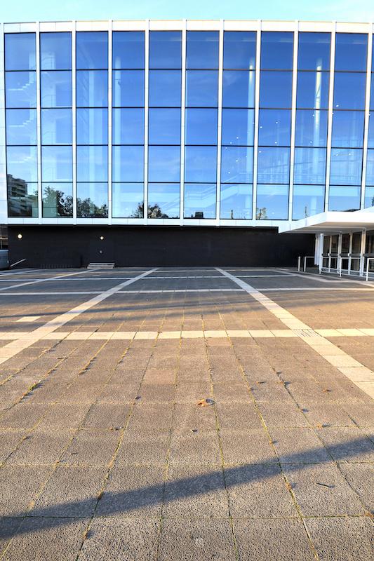 Musiktheater im Revier. ist eines der herausragenden Theaterbauten der Nachkriegsmoderne und ...