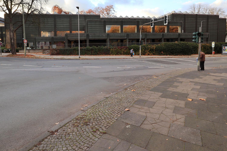 Kunstmuseum Bochum. Entwurf: Jørgen Bo und Vilhelm Wohlert. Fertigstellung: 1983