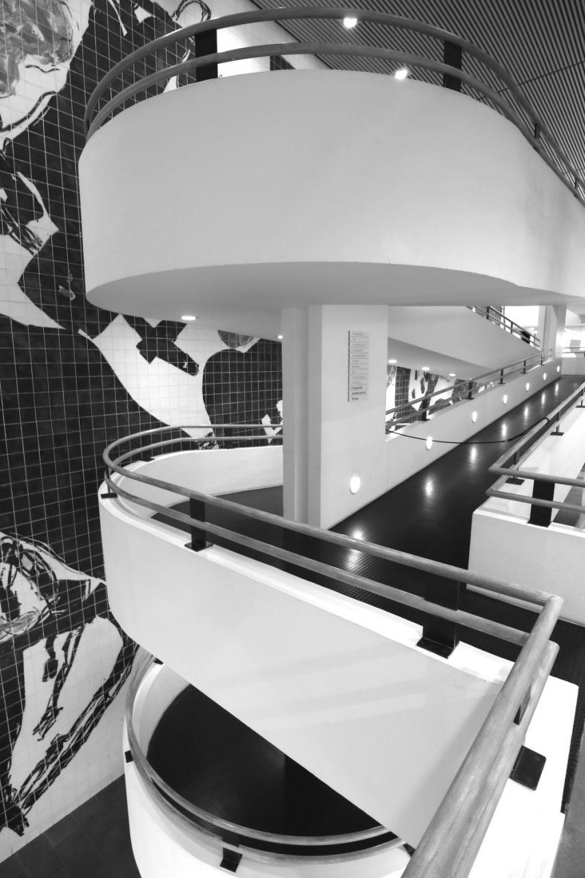 Kunstmuseum Bochum. Die dänischen Architekten haben Ende der 1950er-Jahre mit dem Louisiana Museum of Modern Art eines der bedeutendsten Ausstellungshäuser für moderne und zeitgenössische Kunst in ihrer Heimat geschaffen.