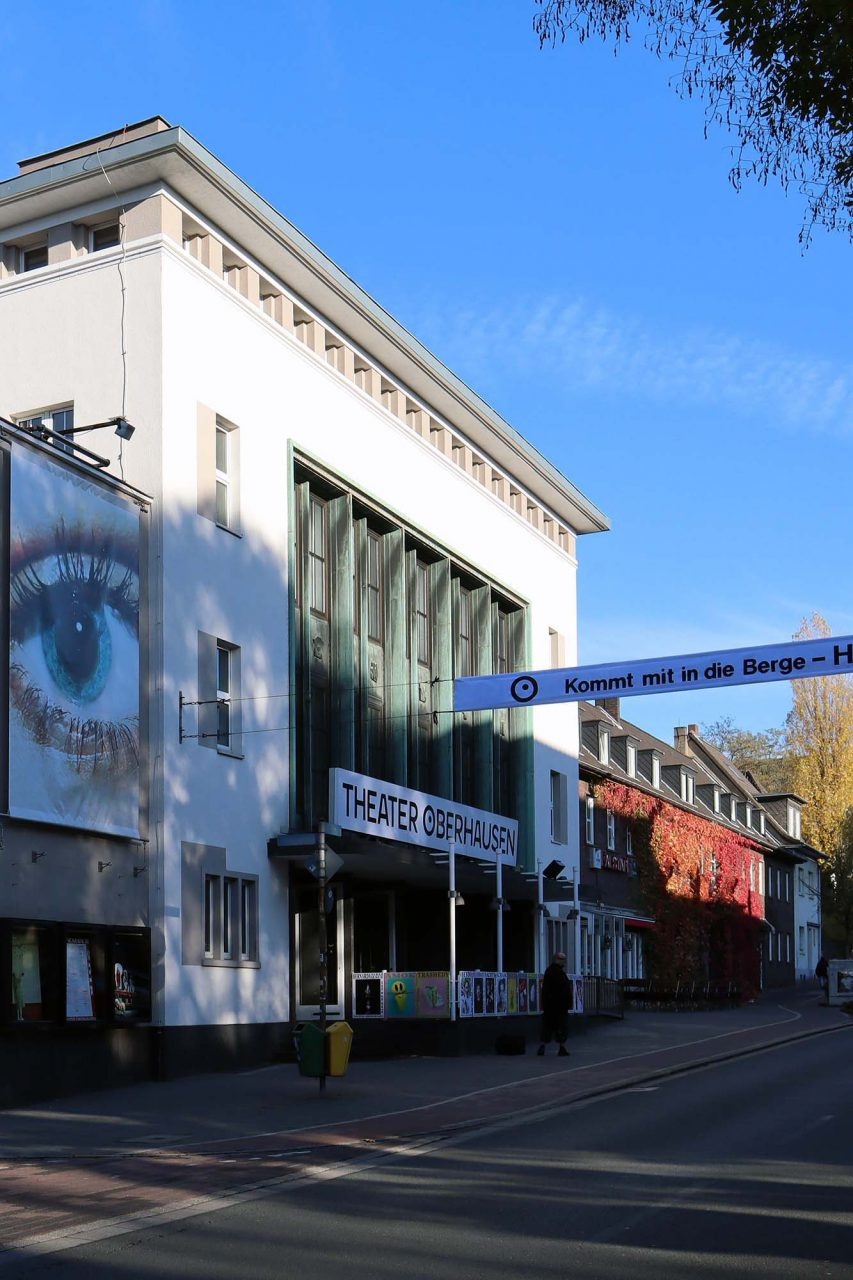 Theater Oberhausen. ... reine Sprechtheater im Westen des Ruhrgebiets.