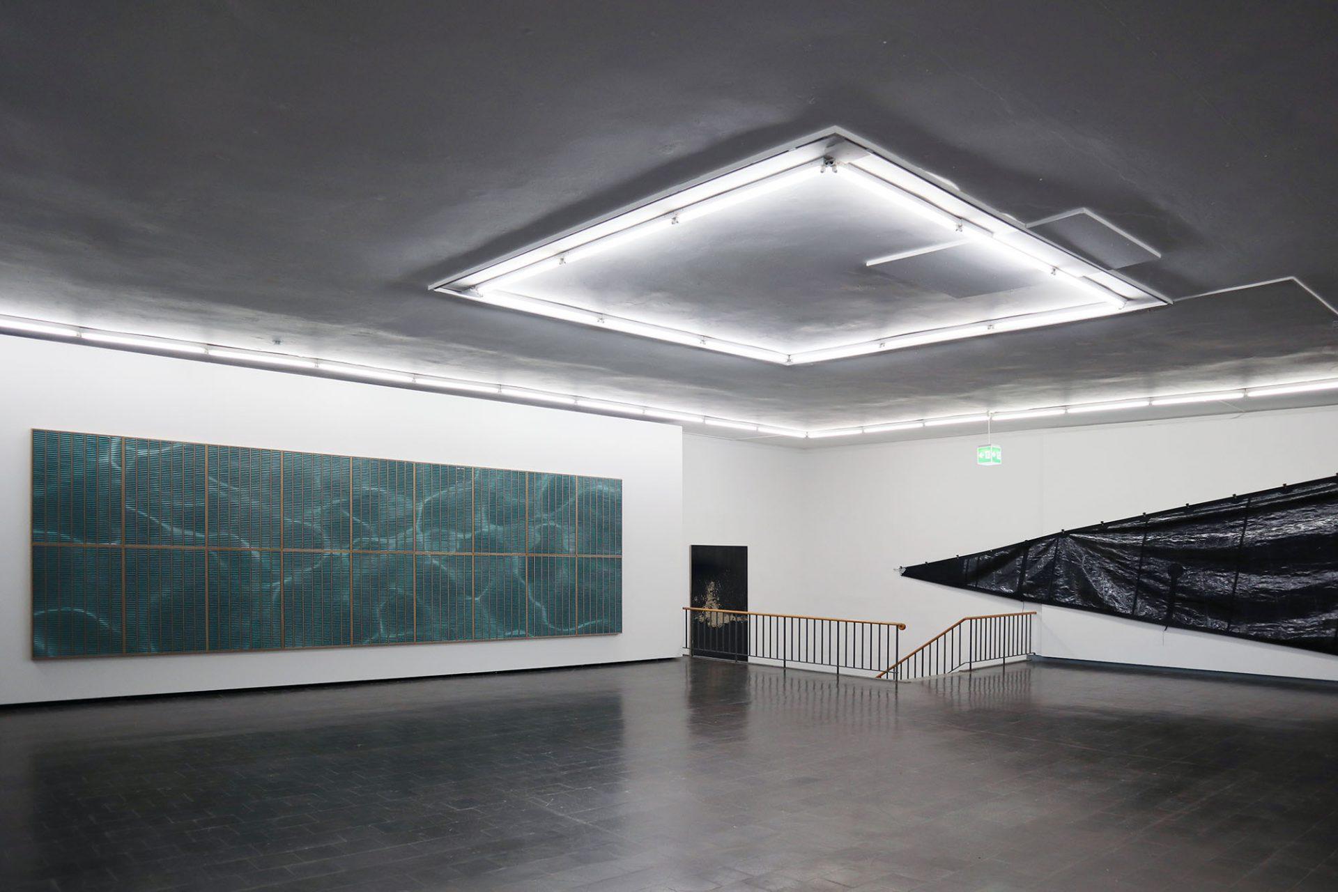 Kunsthalle Recklinghausen. Feja + Kemper verantwortete die Erweiterungen der Kunsthalle.