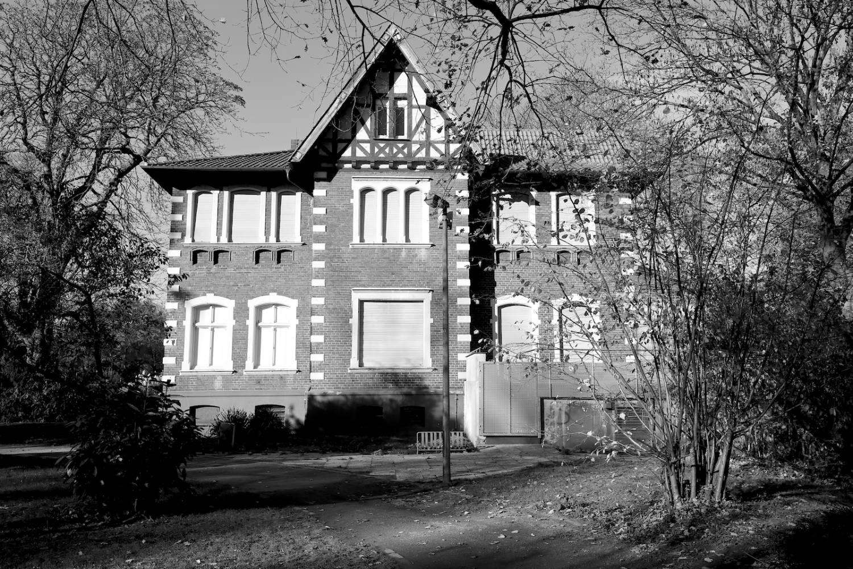 Emschertal-Museum Herne, Städtische Galerie. Die Villa wurde 1896 im Auftrag der niederrheinischen Adelsfamilie Forell gebaut und ...