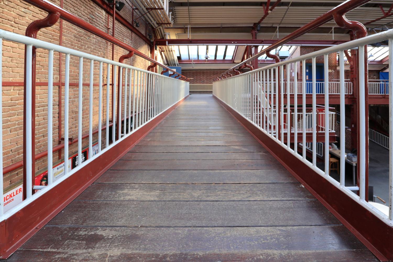 Flottmann Hallen. Nachdem das Werk stillgelegt worden war, wurde es 1986 als Kultur- und Veranstaltungszentrum wiedereröffnet.