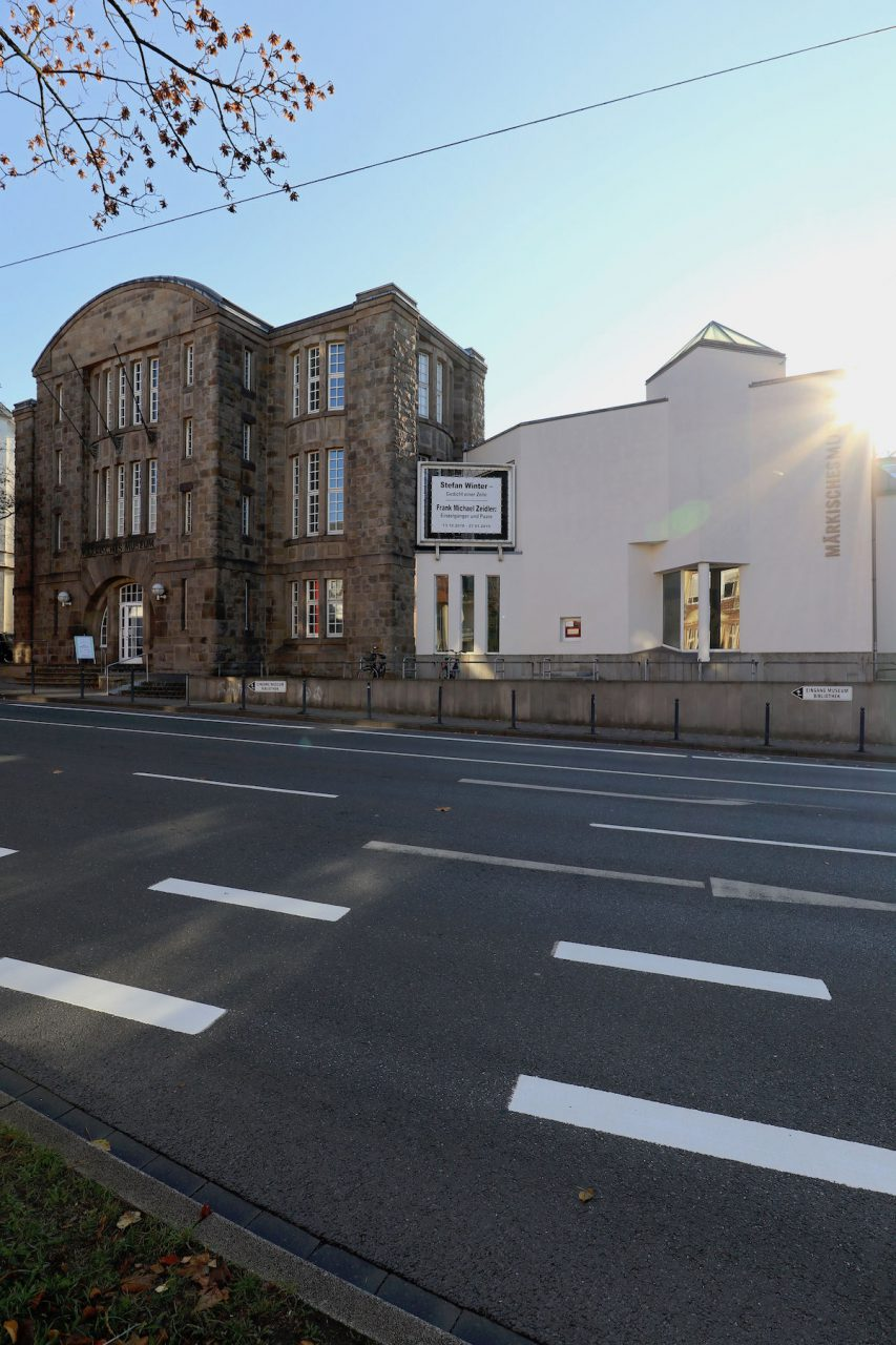 Märkisches Museum. Das Museum ist seit 1984 als Baudenkmal in der städtischen Denkmalliste aufgeführt.