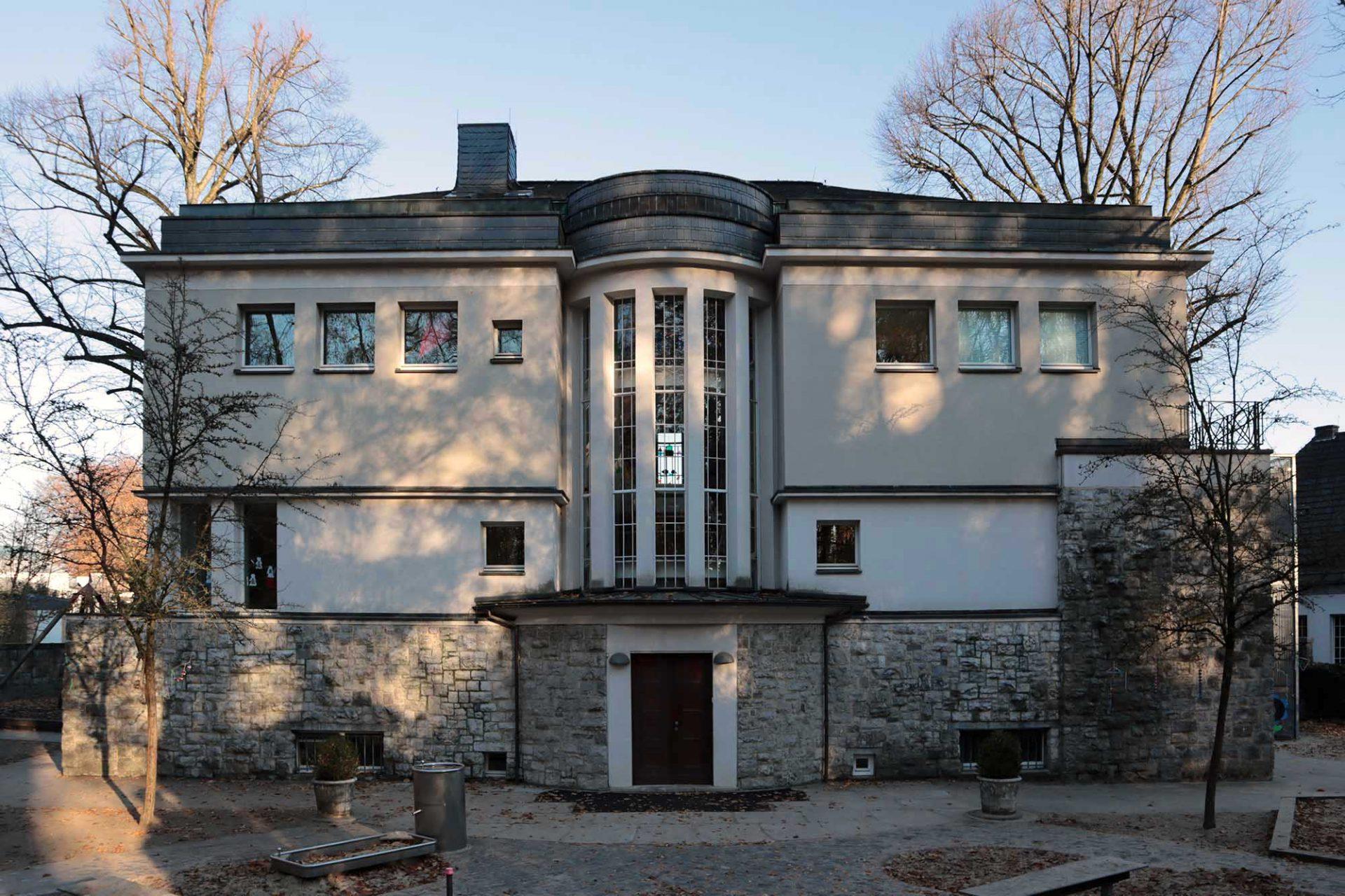 Villa Cuno. Entwurf: Peter Behrens, 1910