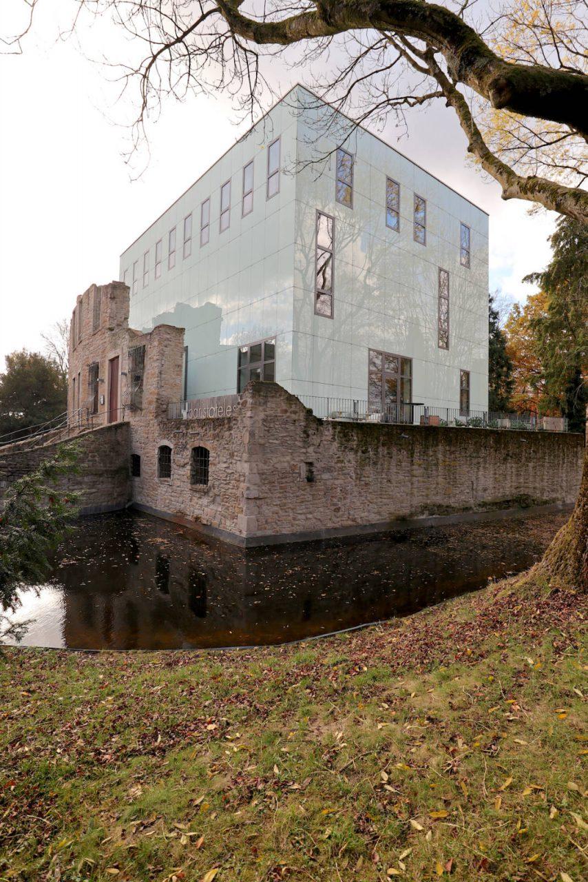 Situation Kunst (für Max Imdahl). ... Pfeiffer, Ellermann und Preckel aus Münster. Fertigstellung war 2010.