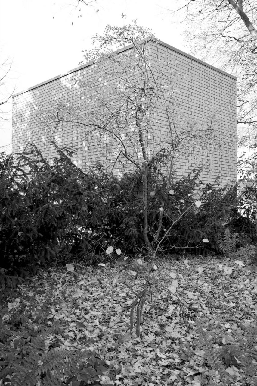 Situation Kunst (für Max Imdahl). ... dem Kunsthistoriker und Professor für Kunstgeschichte Max Imdahl ein Museumsensemble in Bochum-Weitmar.