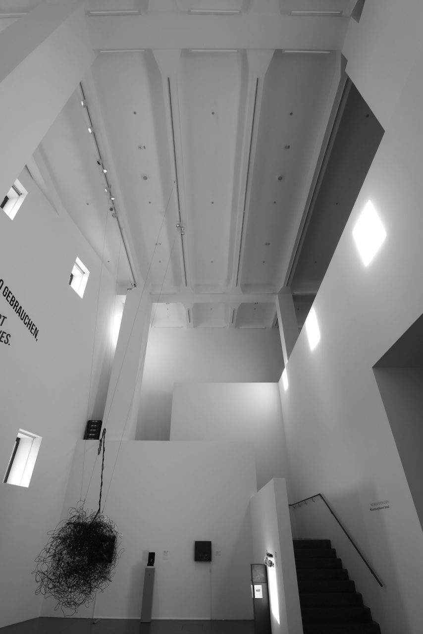 Dortmunder U. Museum Ostwall in der Ebene 4 und 5 des Dortmunder U.