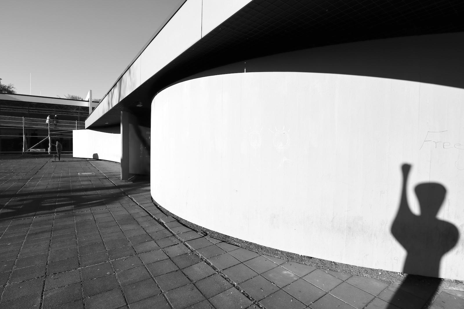 Lehmbruck Museum. Entwurf: Manfred Lehmbruck, 1964 und 1987 (Erweiterungsbau).