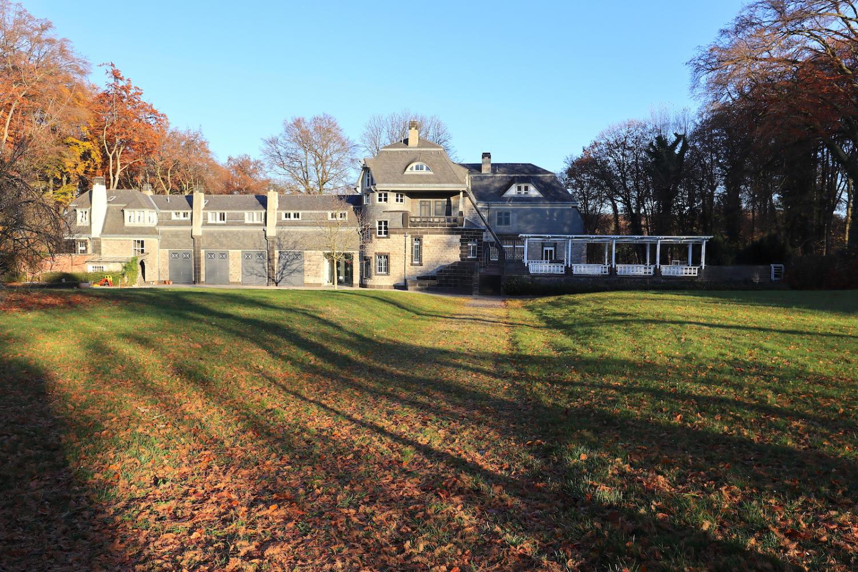 Der Hohenhof. Das Privathaus von Karl Ernst Osthaus entstand am Rande des Zentrums zwischen 1906 und 1908.