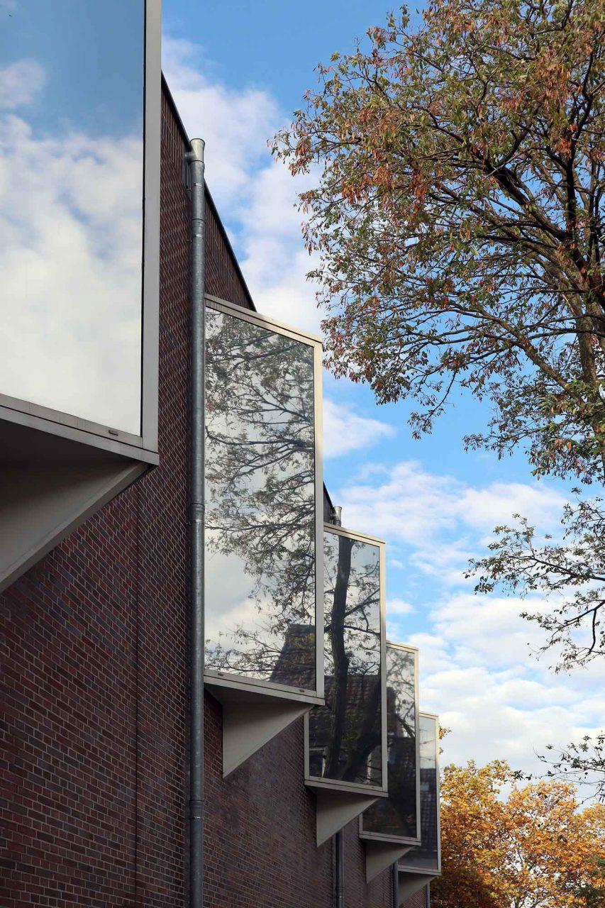 Gustav-Lübcke-Museum. Entwurf: Jørgen Bo und Vilhelm Wohlert. Fertigstellung: 1993.