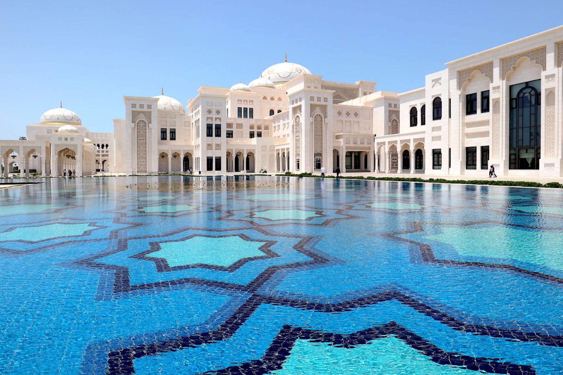 Qasr Al Watan. Entwurf: Gulf House Engineering (GHE), Bahrain. Fertigstellung: 2016.