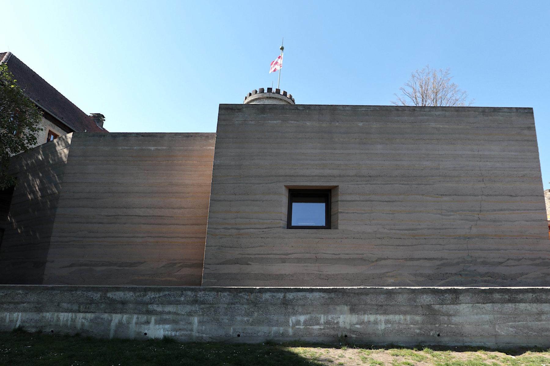 Sparrenburg. Seit 2014 empfängt ein neues Besucherzentrum nach Entwürfen von Max Dudler und Simone Boldrin.