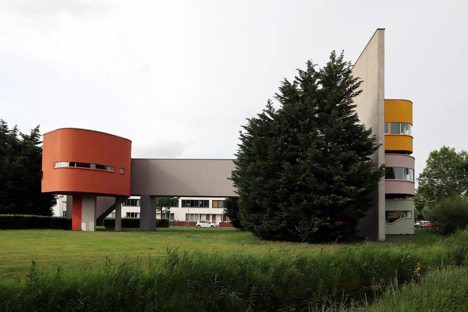Wall House II. John Hejduk, 2001.