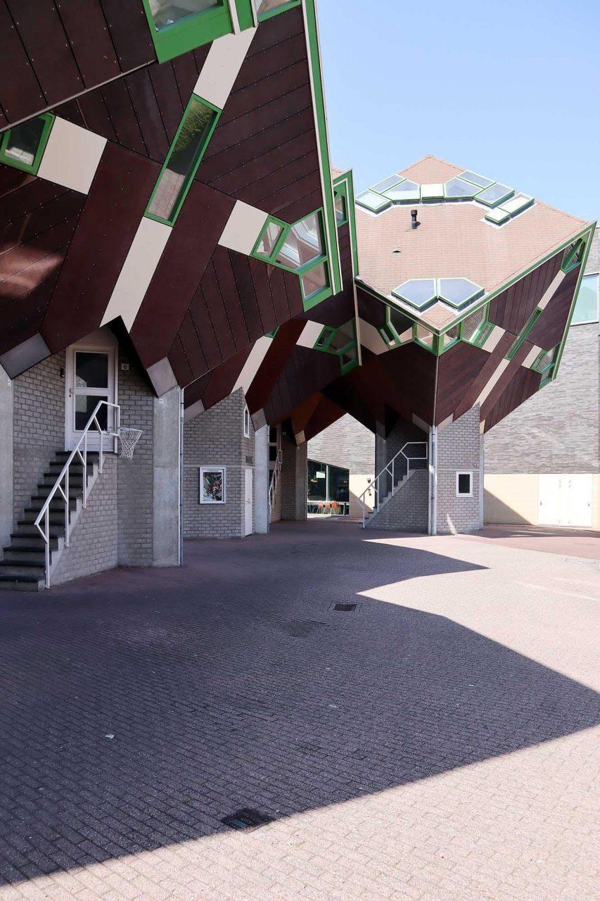 Kubushäuser. Ikone der 70er-Jahre-Moderne