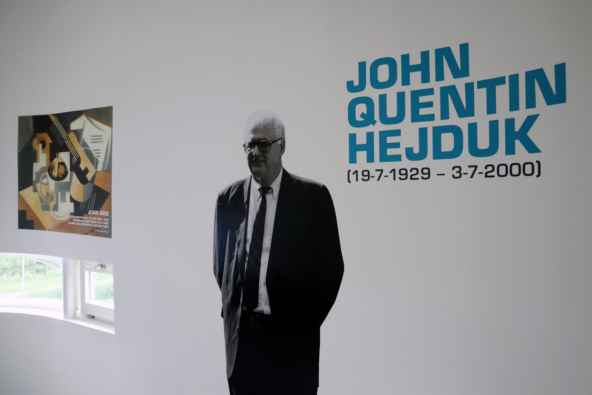 Wall House #2. Hejduk (1929–2000), amerikanisch-tschechischer Architekt, Künstler und Pädagoge. Zu seinen Schülern zählen Daniel Libeskind, Elizabeth Diller, Shigeru Ban und Toshiko Mori.