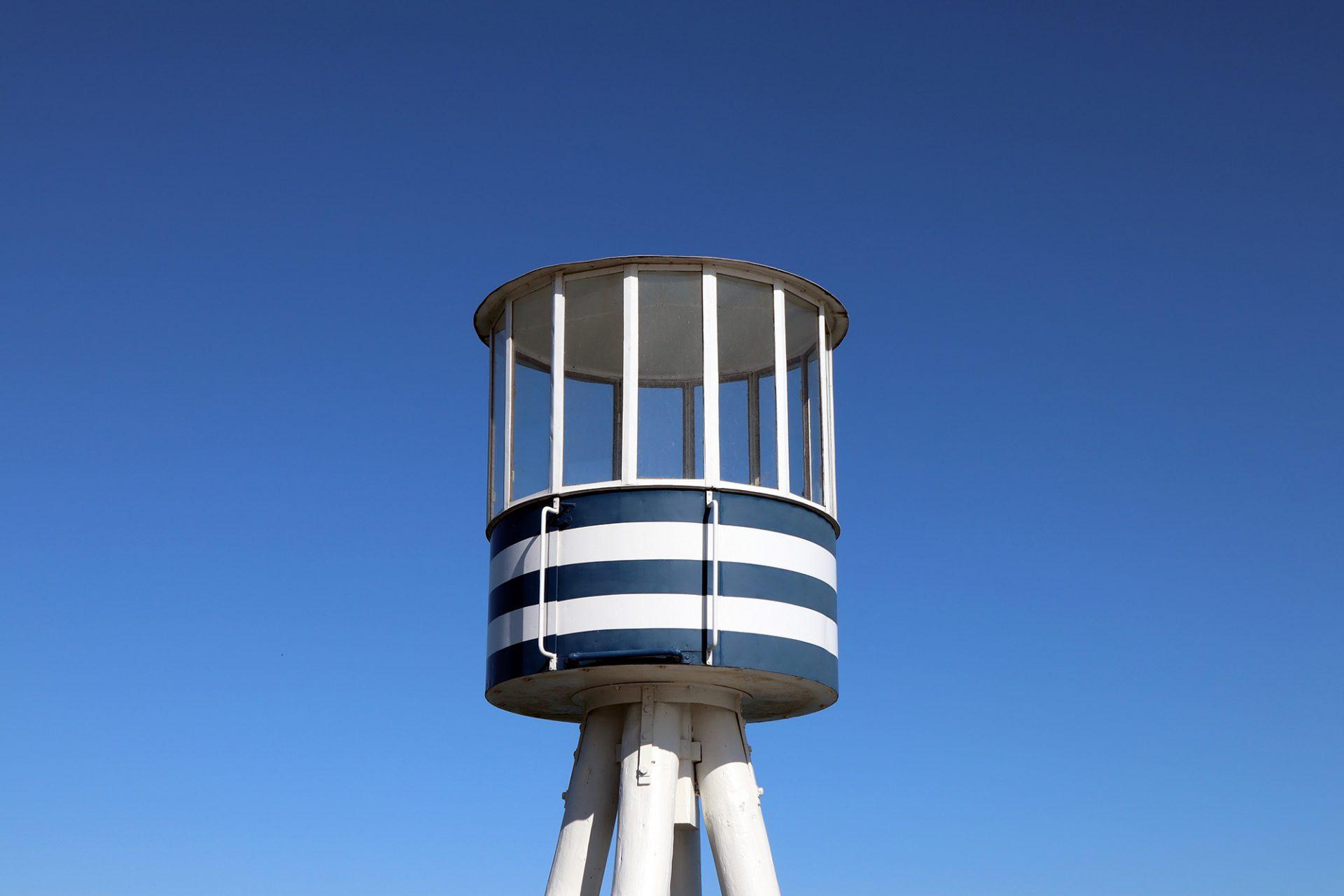 Bellevue Strandbad. Entwurf: Arne Jacobsen. Fertigstellung: 1932.