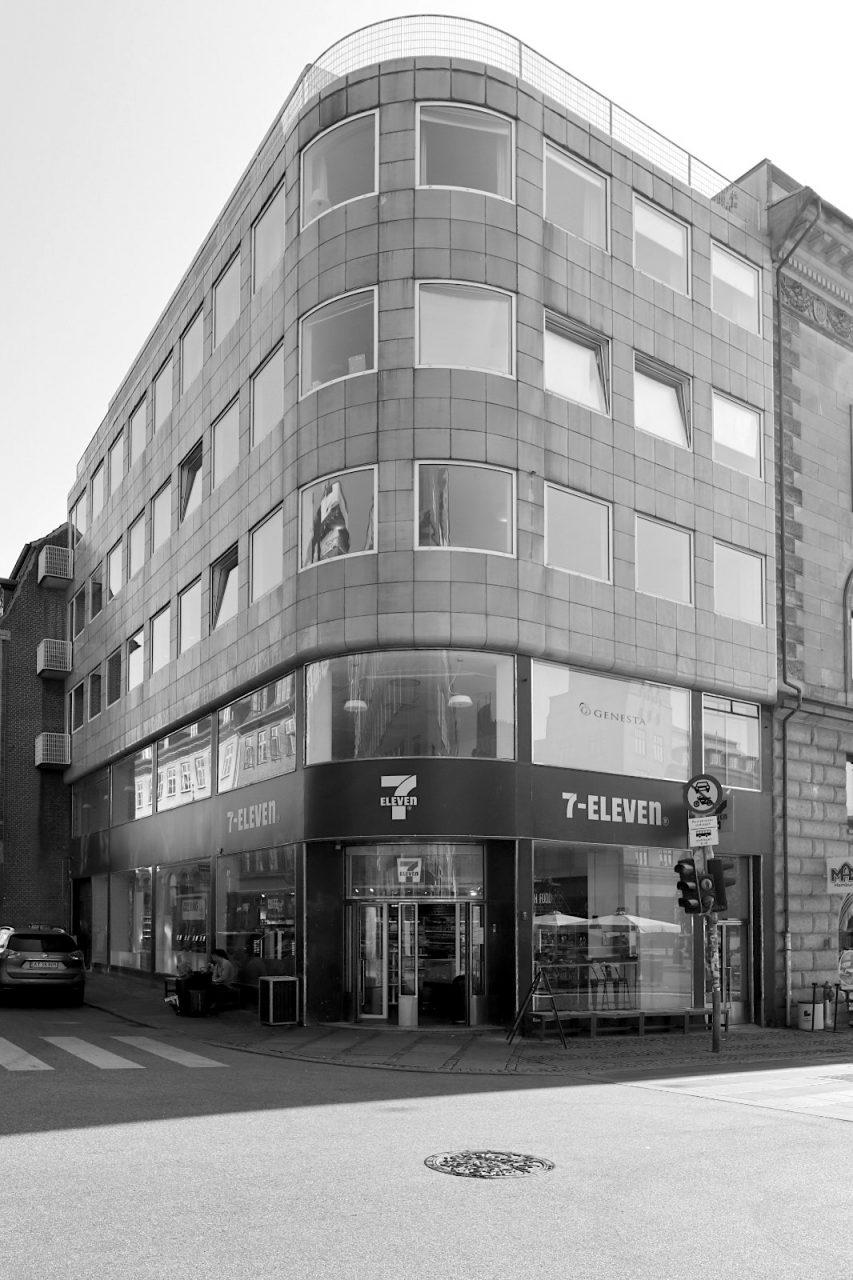 Stelling Haus. Entwurf: Arne Jacobsen. Fertigstellung: 1937.