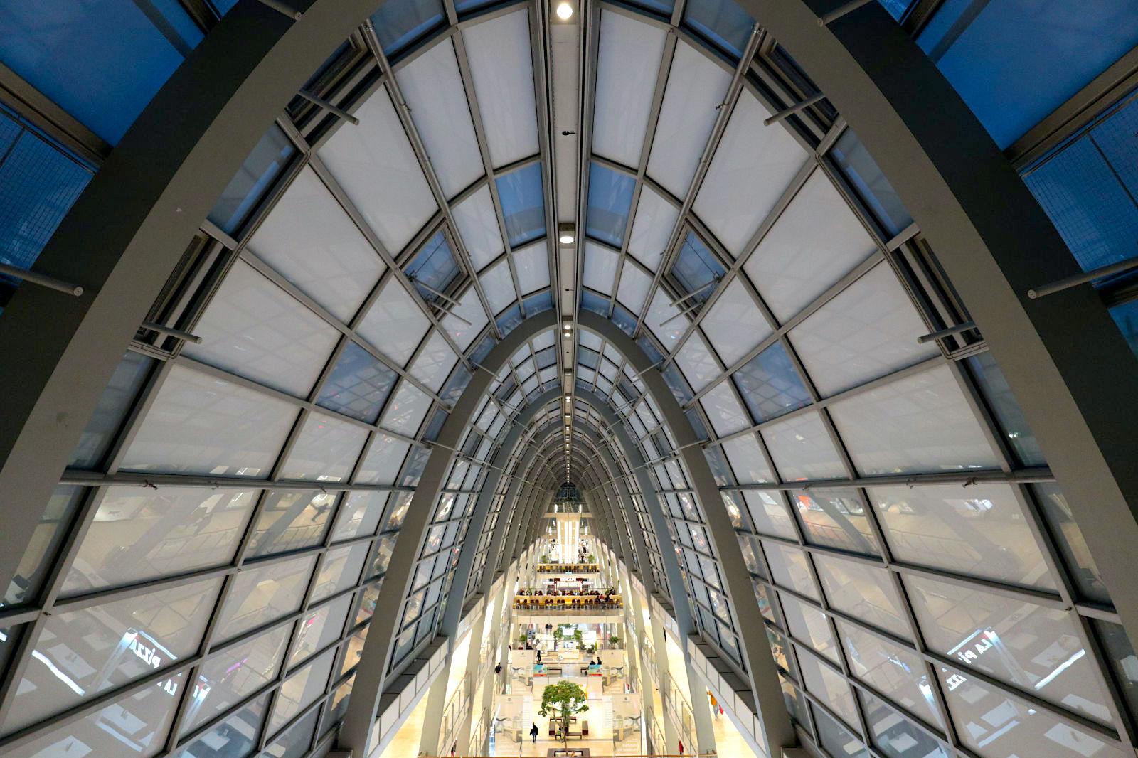 Nachkriegsmoderne und zeitgenössische Architektur