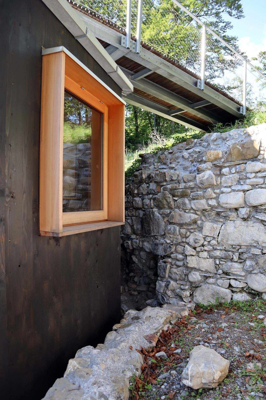 Kulturraum Blumenegg. Alte Mauern, neue Ideen in der Burgruine. Das Ziel ist die kontinuierliche Durchführung von Kulturveranstaltungen.