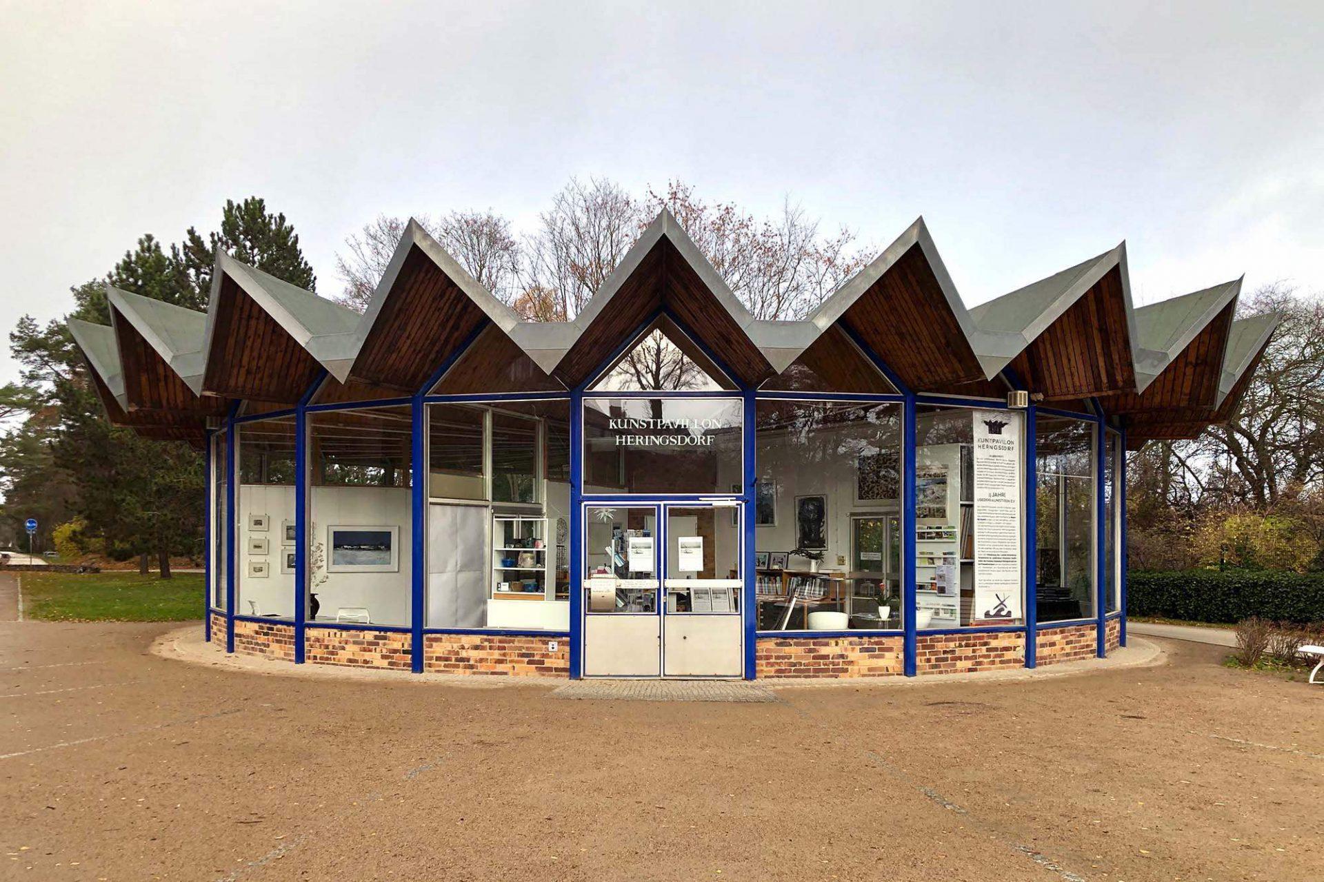 Kunstpavillon in Heringsdorf