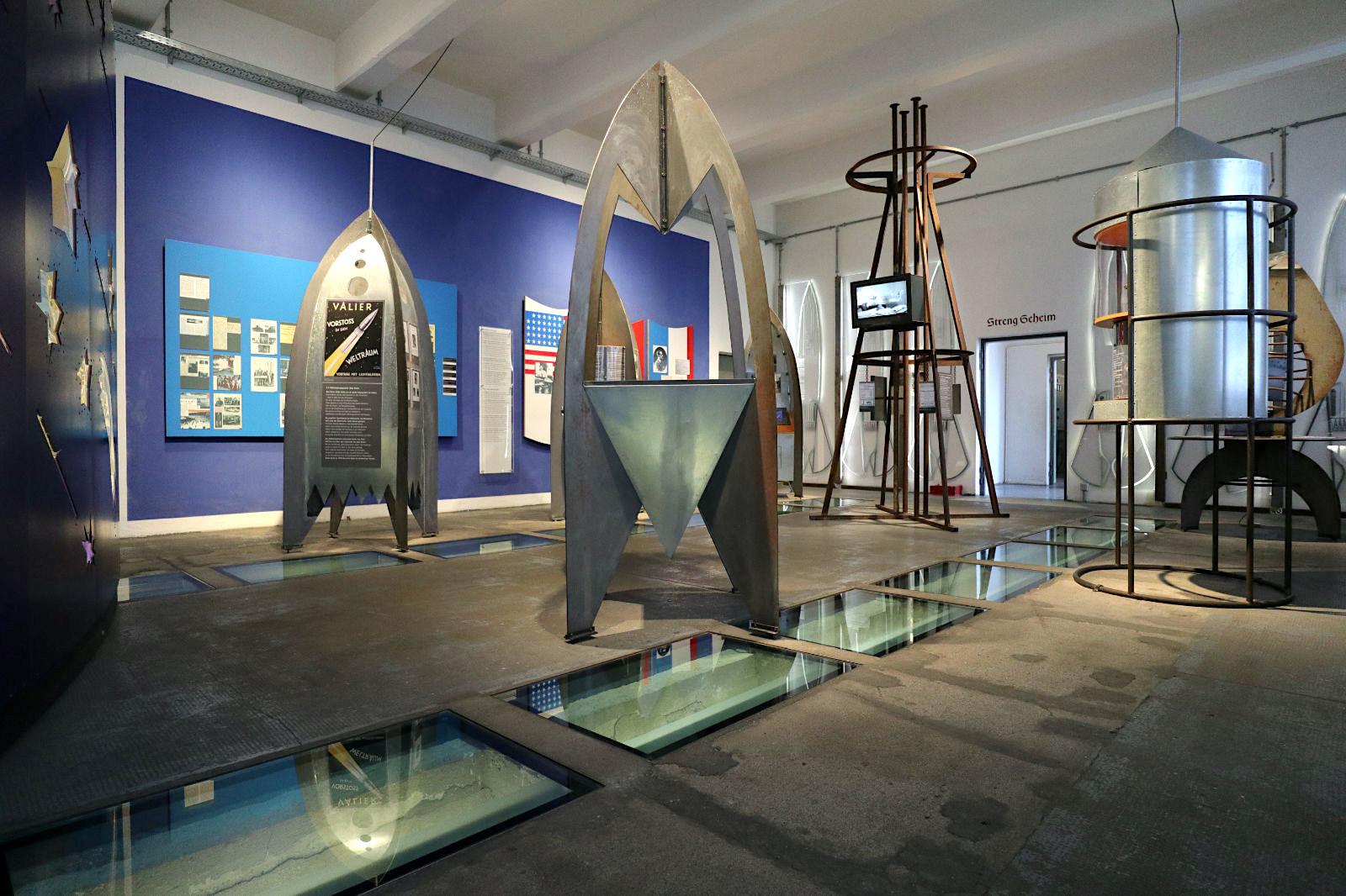 Historisch-Technisches Museum (HTM) Peenemünde. Die Geburtsstätte der Raketenwissenschaft als Ort der Erinnerung –und der Mahnung.