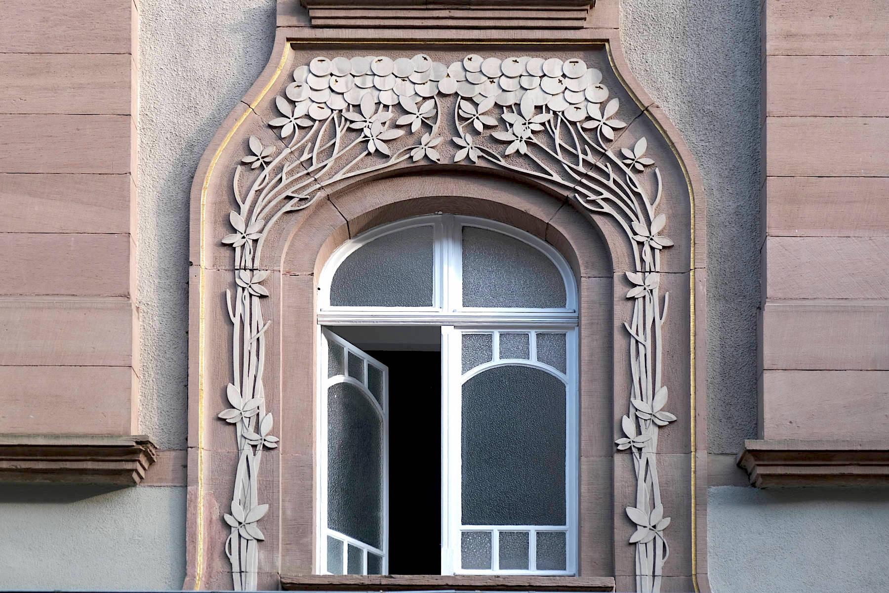 Jugendstil in Karlsruhe, Teil 1
